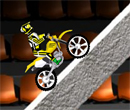 Hra online -  Dirt Bike
