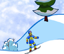 Hra online - Extreme Snowboarding