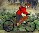Hra online - Mountain Bike