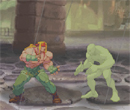 Hra online - Street Fighter 3