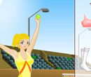 Hra online - Tennis dress up