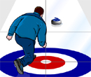 Hra online - Virtual Curling